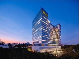 班加羅爾香格里拉酒店(Shangri-La Hotel, Bengaluru)