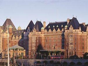 費爾蒙特帝后大酒店(Fairmont Empress Hotel)