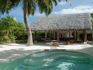 馬爾代夫港麗島酒店(Conrad Rangali Island Maldives)