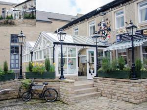 哈德斯菲爾德中心酒店(Huddersfield Central Lodge Hotel)