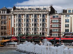 里爾巴爾拉丁斯酒店(Balladins Lille)