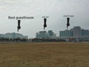 仁川機場最佳旅館(Incheon Airport Best Guesthouse)
