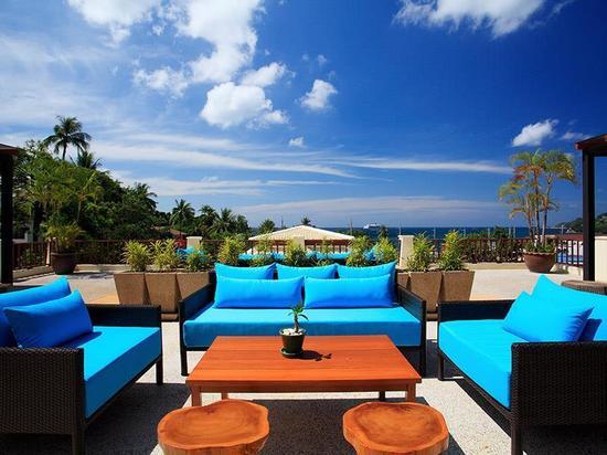 普吉岛盛泰乐芭东蓝色海洋度假村(centara blue marine resort & spa