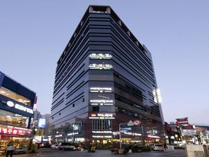 釜山阿爾班酒店(Arban Hotel Busan)