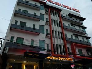 阿波羅尼亞皇家酒店(Apollonia Royale Hotel)