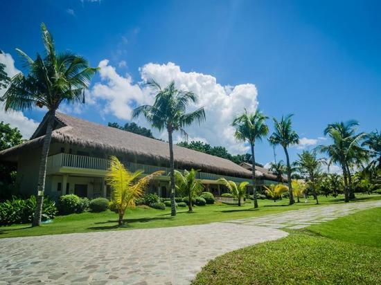 薄荷岛海滩俱乐部酒店度假村(beach club resort bohol)