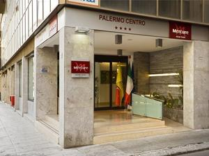 水星巴勒莫中心酒店(Mercure Palermo Centro Hotel)