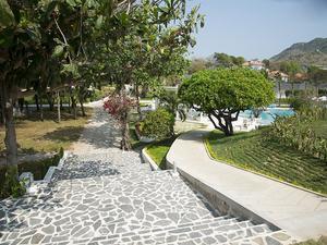 阿爾瑪綠洲隆海度假村(Alma Oasis Long Hai Resort and Spa)