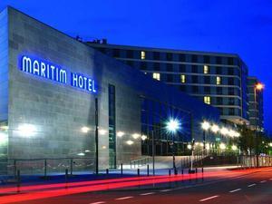 杜塞爾多夫濱海酒店(Maritim Hotel Dusseldorf)
