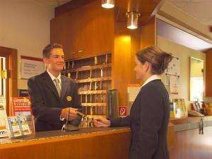 曼海姆華美達酒店(Ramada Hotel Mannheim)