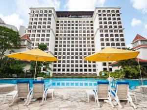 新加坡香格里拉東陵今旅酒店(Hotel Jen Tanglin Singapore by Shangri-La)