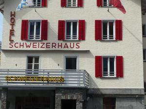 瑞士屋酒店(Hotel Schweizerhaus)