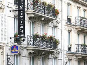 巴黎聖拉扎爾火車站貝斯特韋斯特酒店(BEST WESTERN Paris Gare Saint Lazare)