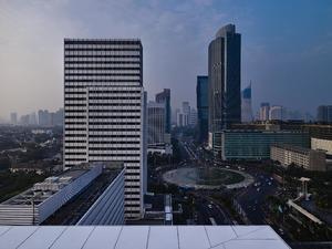 印尼雅加達鉑爾曼酒店(Pullman Thamrin CBD Jakarta Indonesia)