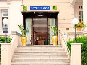 菲沃里德酒店-漢薩(Favored Hotel Hansa)