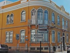 拜薩葡萄牙露台青年旅舍(Baixa-Portugal Terrace Hostel)