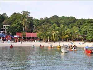 登嘉樓停泊島莎麗里拉島度假村(Shari-la Island Resort Pulau Perhentian Terengganu)