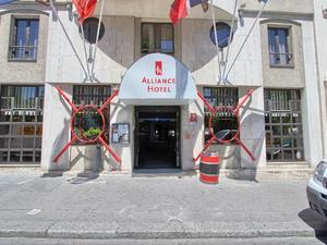 巴黎意大利廣場聯盟酒店(Alliance Hotel Paris Place D'Italie)