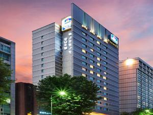首爾最佳西方江南酒店(Best Western Premier Gangnam Seoul)