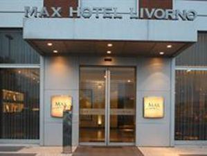 麥克斯利沃諾酒店(Max Hotel Livorno)