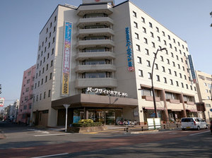 高松公園邊商務酒店(Business Hotel Parkside Takamatsu)