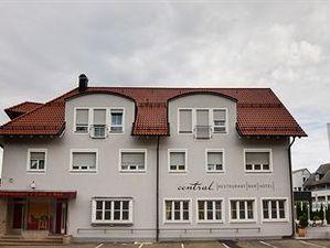 腓特烈港中心酒店(Central Hotel Friedrichshafen)
