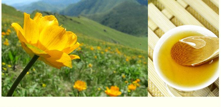 优质五台山金莲花蜂蜜
