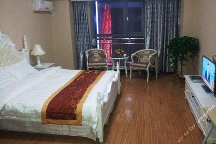 石家庄悠然酒店公寓(欧式主题房)图片