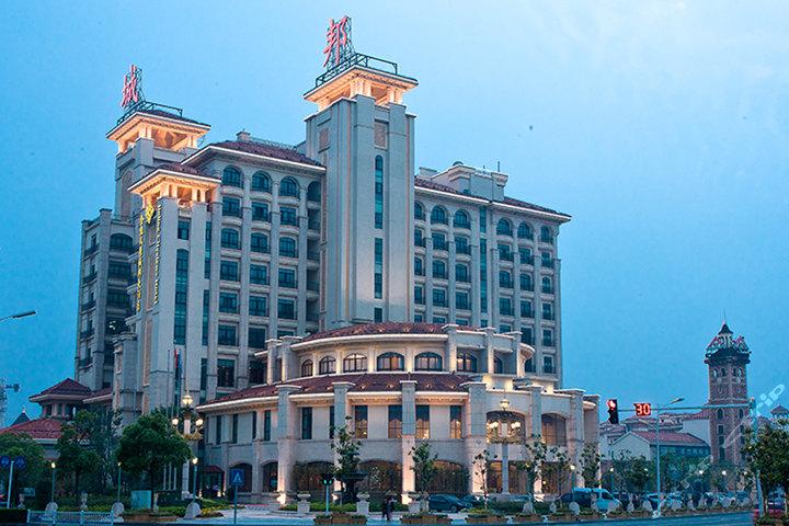 镇江金陵风景城邦大酒店(高级房+门票3选1+礼包)
