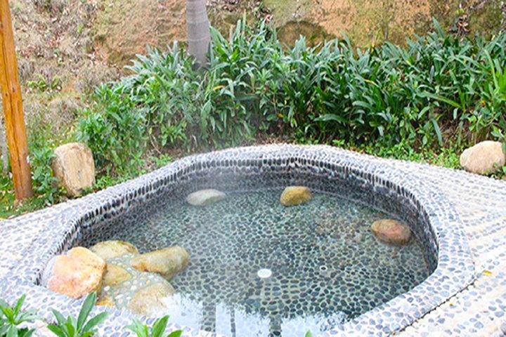 惠州罗浮山宝田国际温泉度假酒店-小木屋房