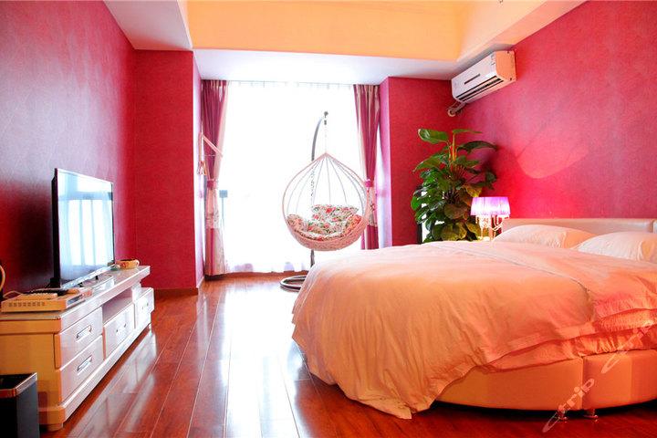 广州长隆儿童主题酒店式公寓-圆床房