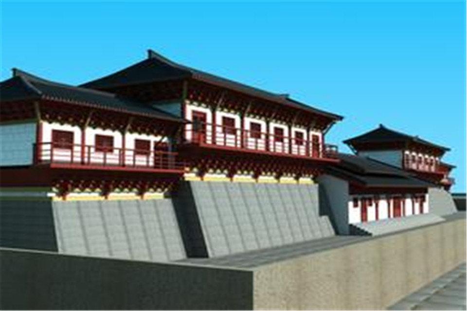 汉阳陵博物馆(成人门票1张)