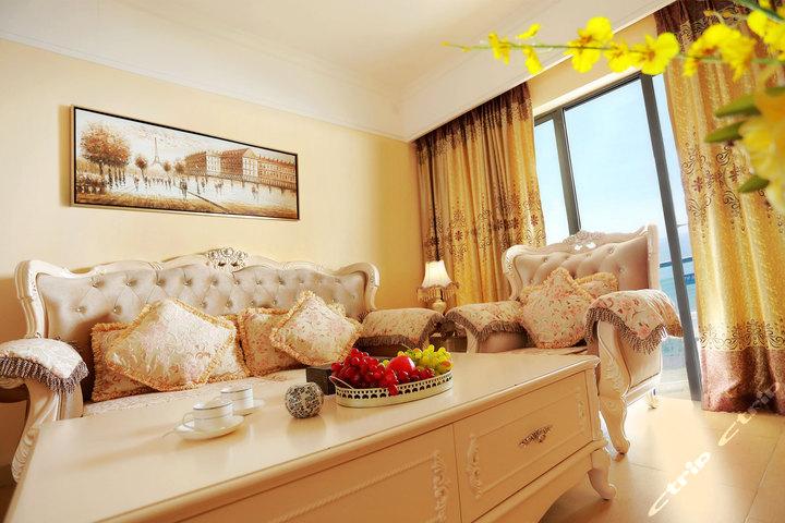 阳江海陵岛私享家度假公寓-至尊海景家庭套