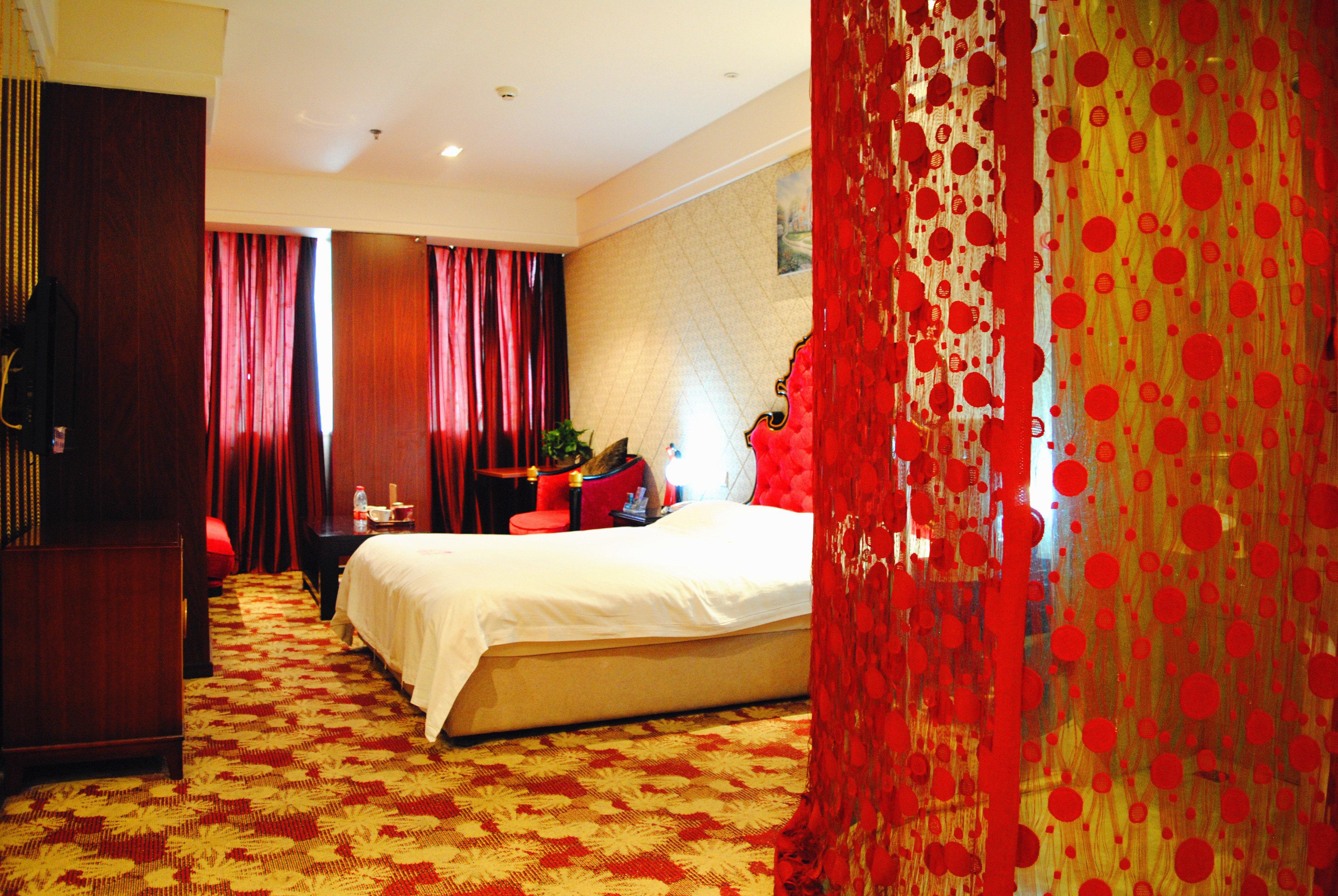 重庆梦池酒店-中式古典主题房(日式图片
