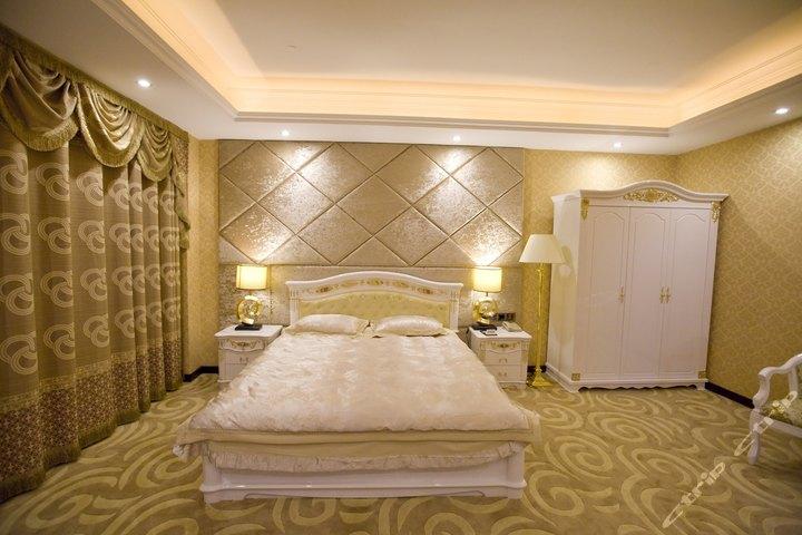 天津塞纳岛商务酒店-总统套房