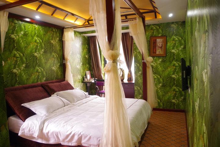 热带雨林主题房