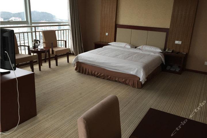 青岛建国酒店(建国大厦)-海景套房(预付)[含早]