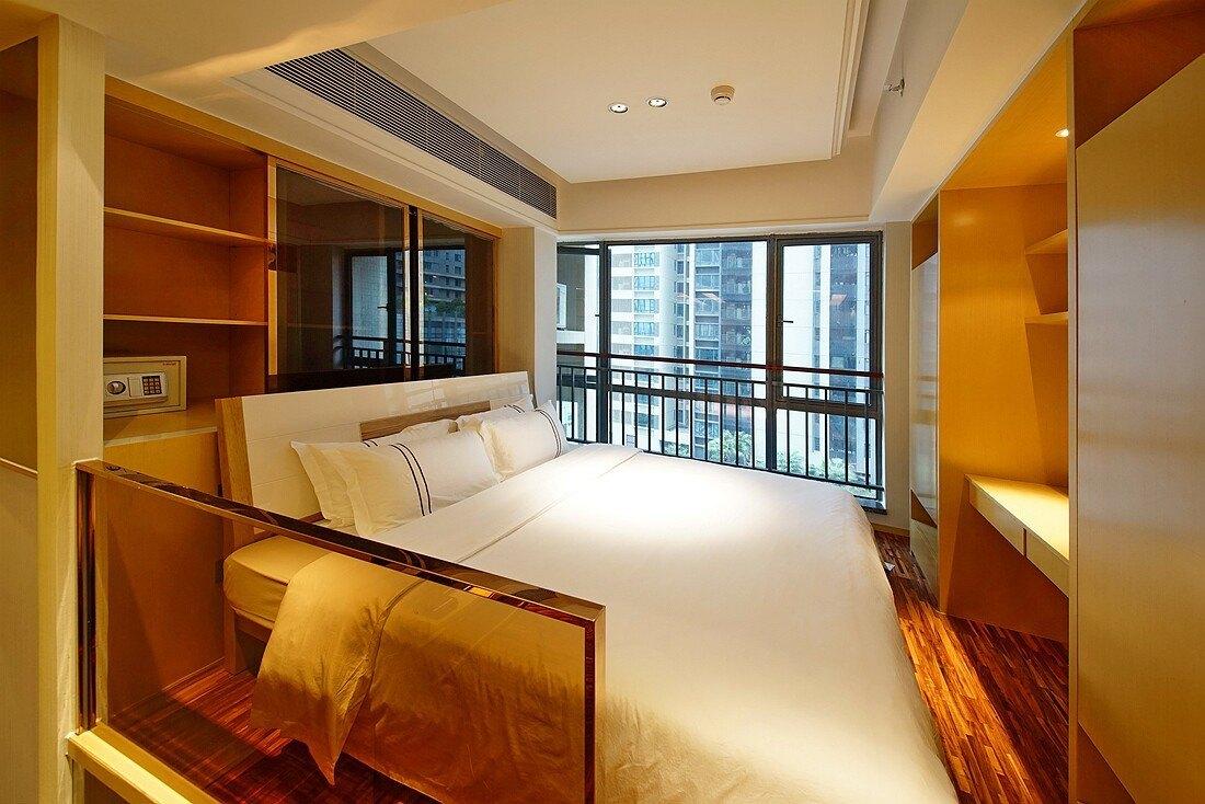 广州锐得保利中达公寓(复式高级套房)图片
