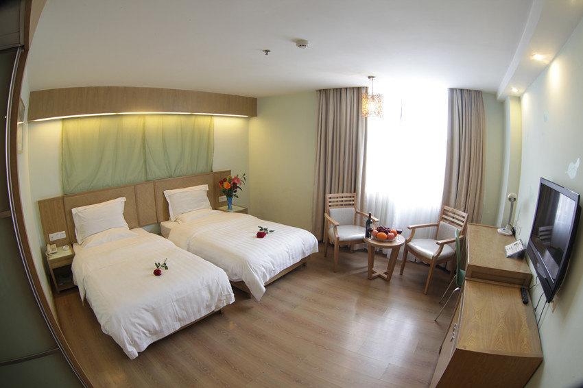 广州新粤新酒店-欧式客房