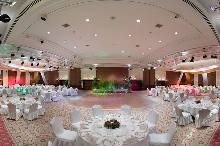 intercontinental phnom penh(金边洲际酒店)—大宴会厅