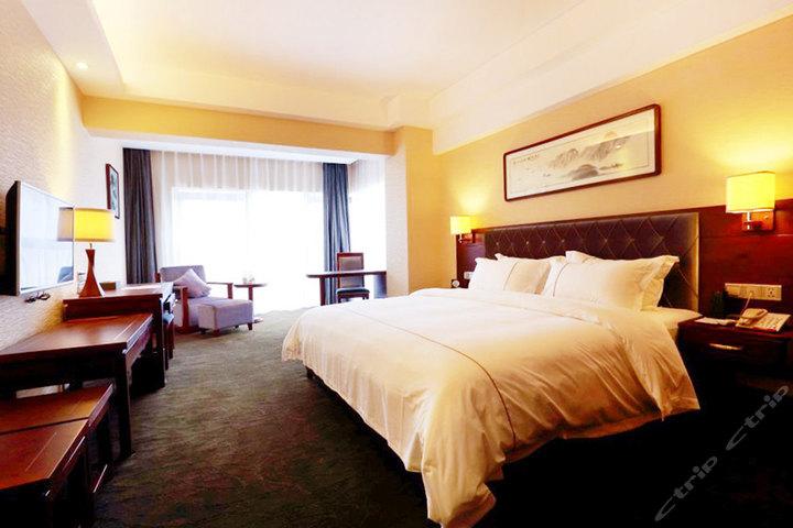 长沙华瑞金都大酒店(高级大床房)