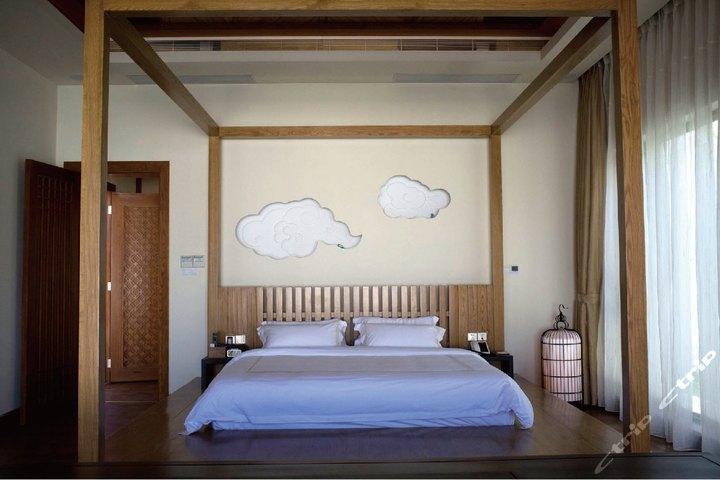 大理梦蝶庄酒店—套房花园别墅主卧