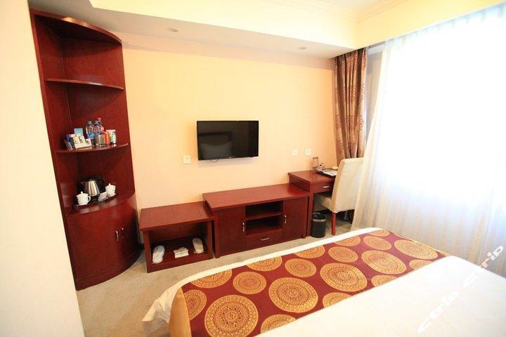 北京新世贸大酒店 舒适大床房 内宾 北京酒店团购