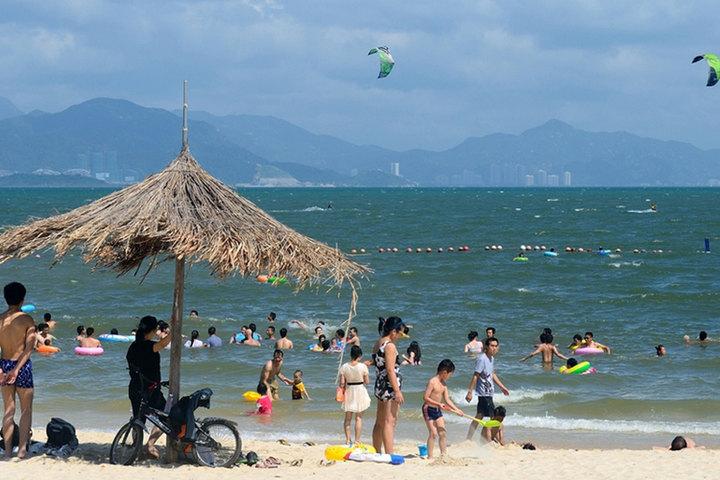 胺  产品图片 惠州大亚湾星海湾度假酒店—海景房 大亚湾风光-赤洲岛