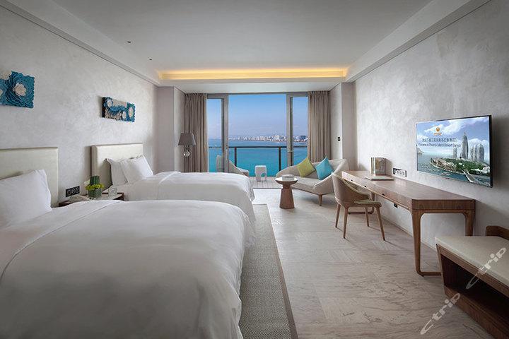三亚凤凰岛度假酒店-超级海景房(预付)