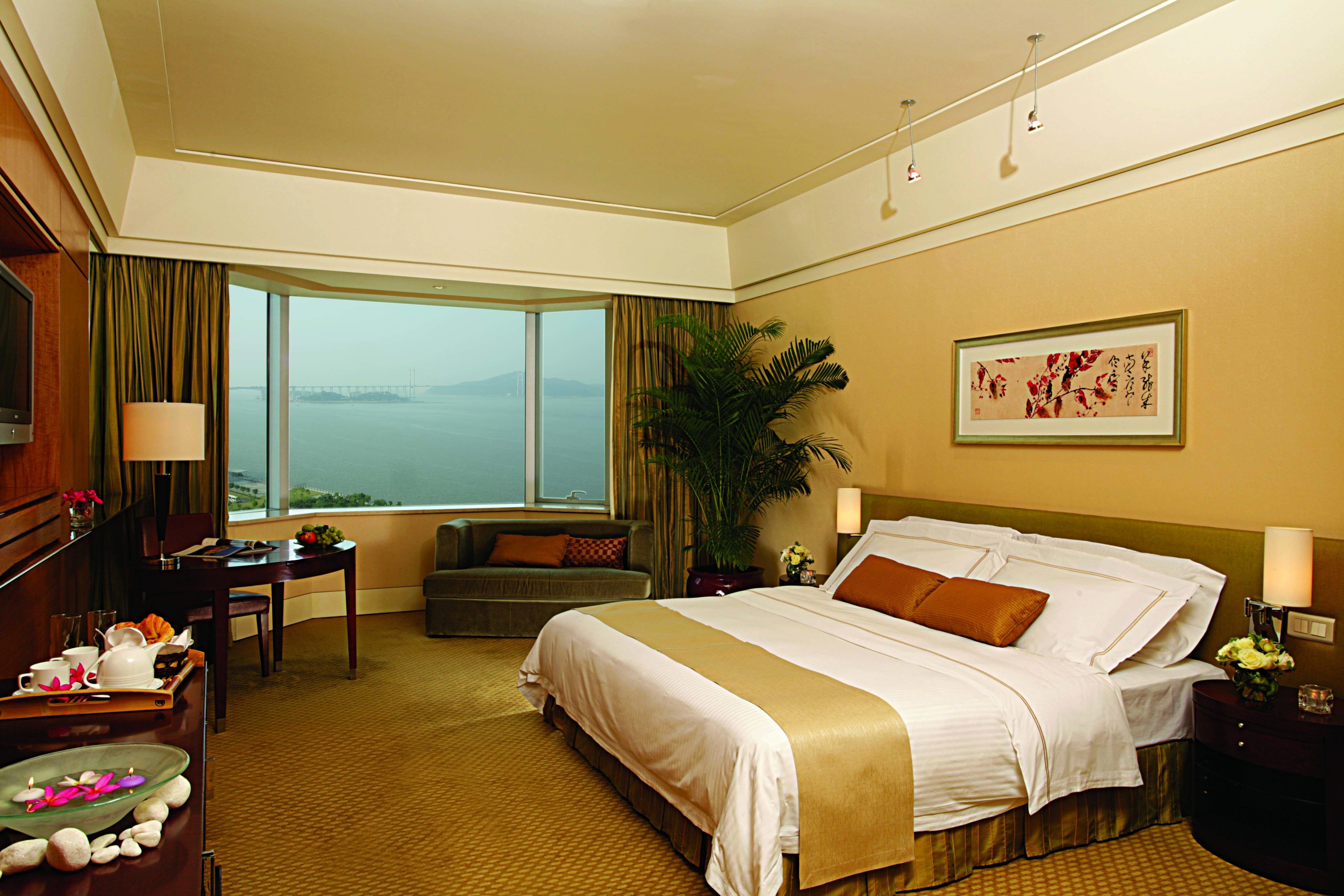 广州南沙大酒店-豪华海景客房
