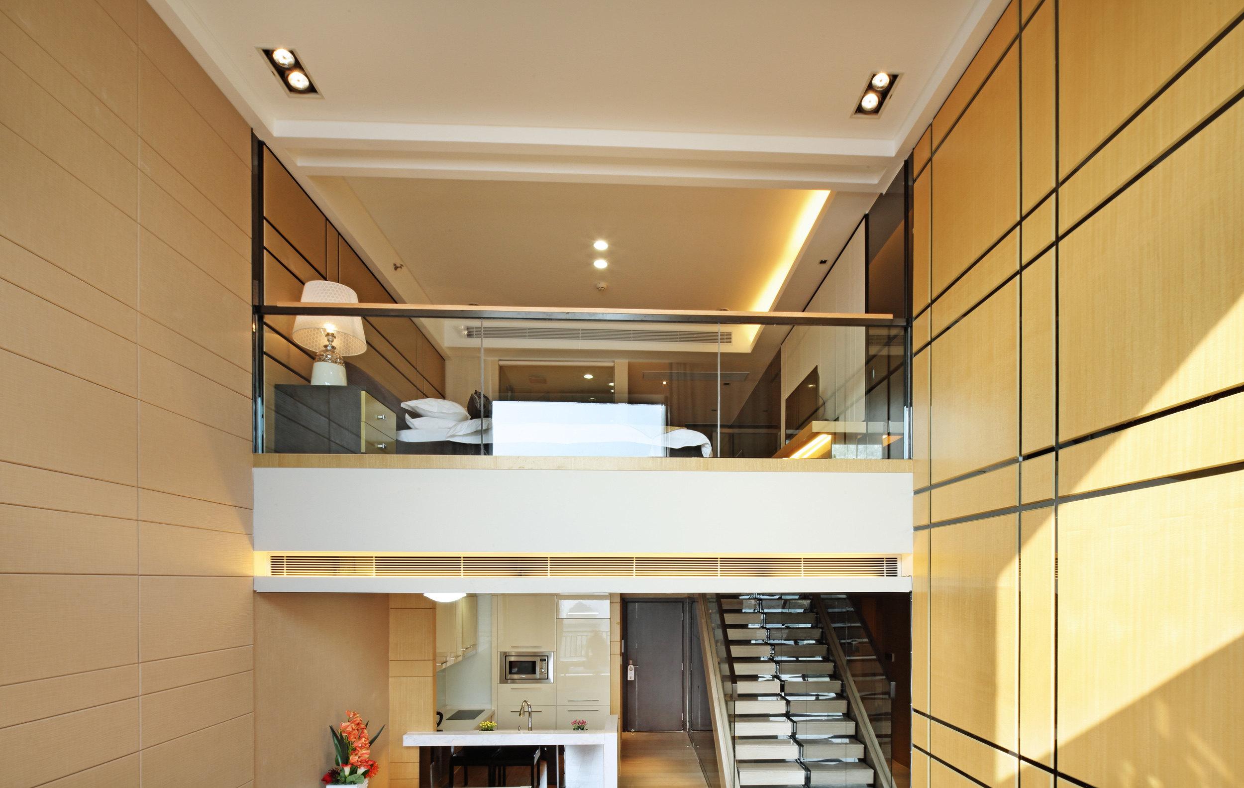 广州保利中汇-豪华复式公寓套房图片