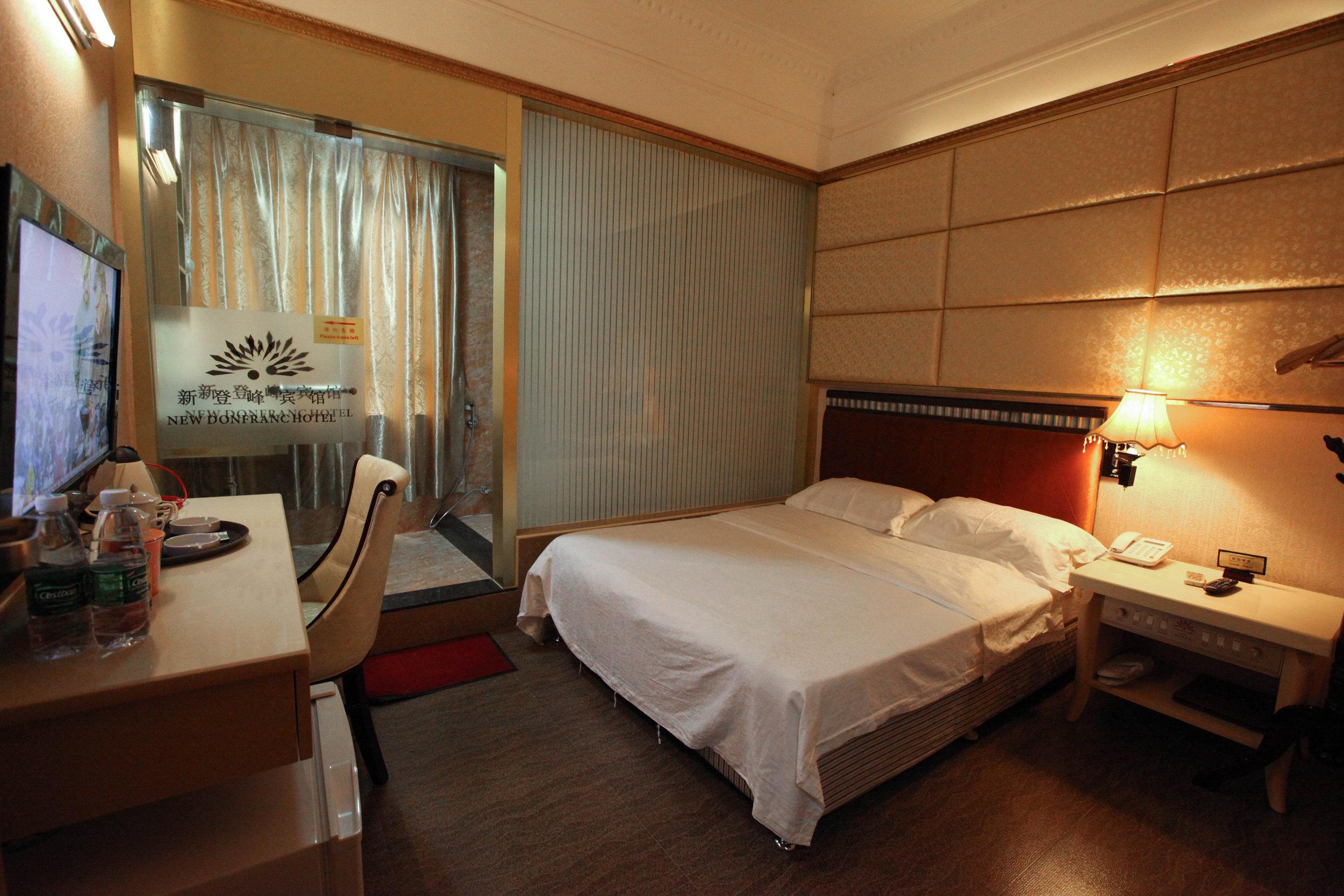 宾馆豪华房间装修设计图