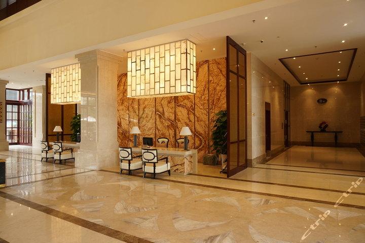海口途家斯维登度假公寓(大华西海岸店)—大堂