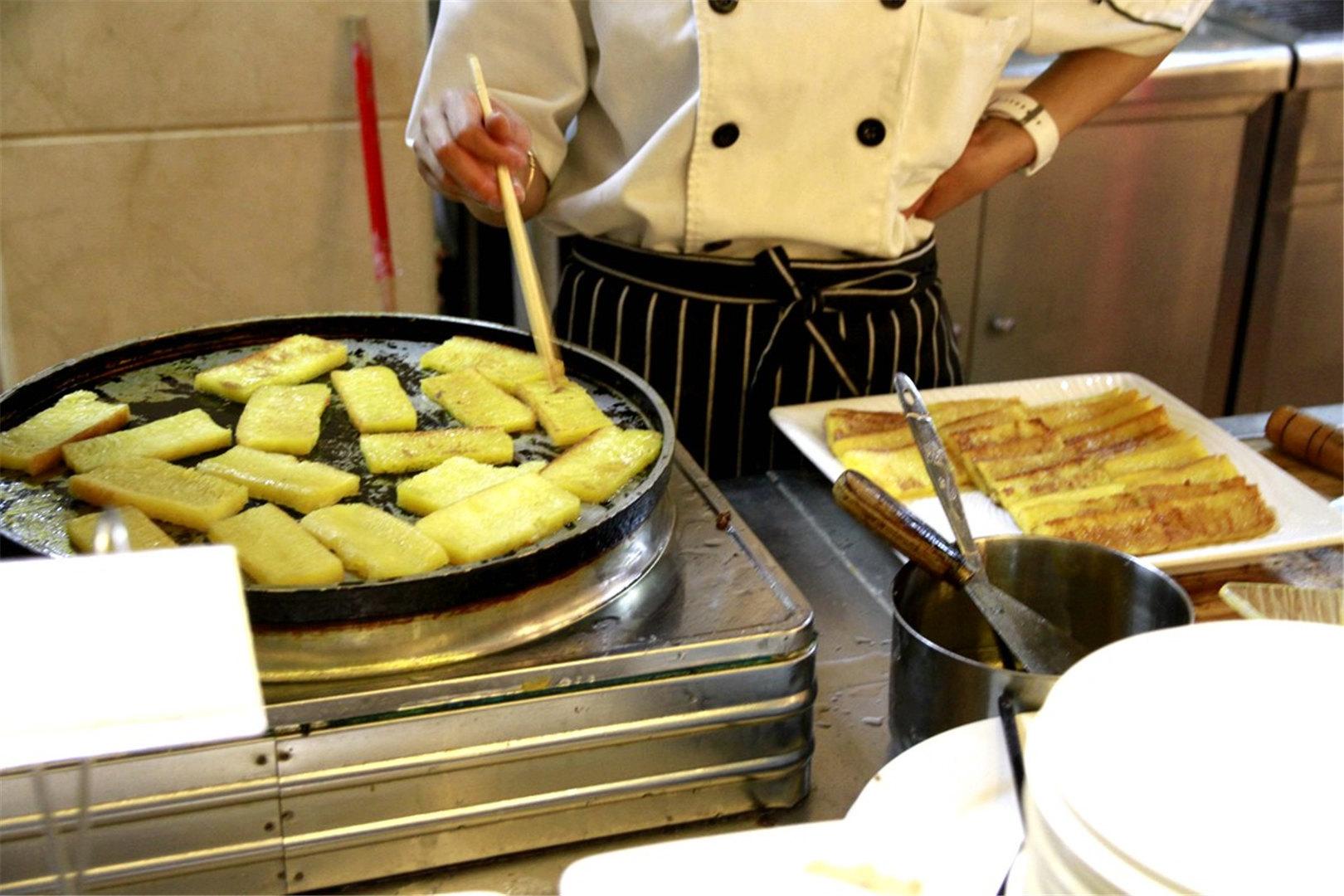 云南世博花园酒店-香草园自助餐厅自助早餐